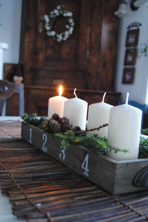 Rosaroseblogg advent 2