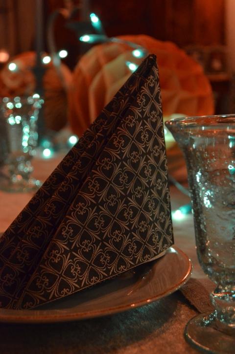 rosaroseblogg serviett
