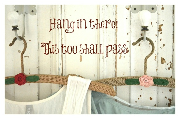 hang in there 2 card