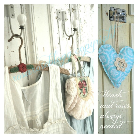 hearts and roses card vannmerke
